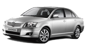 Toyota Avensis or similar