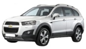 Chevy Captiva or similar