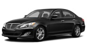 Hyundai Genesis or similar