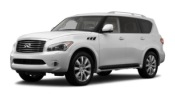 Infiniti QX-56 or similar