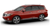 Nissan Pathfinder or similar
