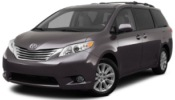 Toyota Sienna AWD or similar