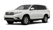Toyota Highlander or similar