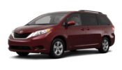 Toyota Sienna or similar